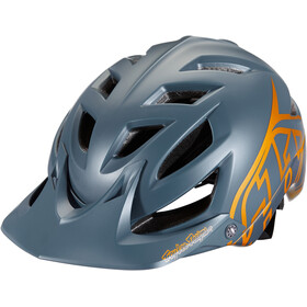 Troy Lee Designs A1 MIPS Classic Helm grey/gold